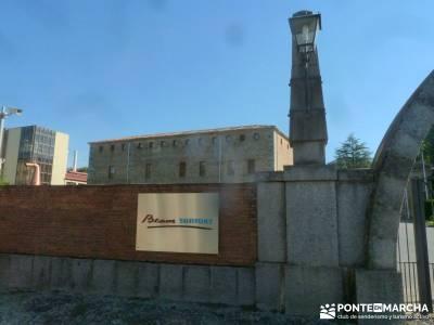 Destilería DYC - Segovia; clubes de montaña grupo gredos de montaña la hiruela rutas